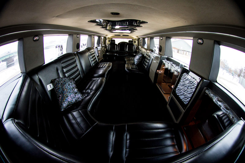 Limo Interior Design